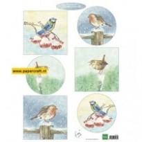 IT605 Tiny's Birds In Winter