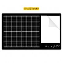 Glass Media Mat