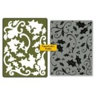 Embossing Folders with Stamp